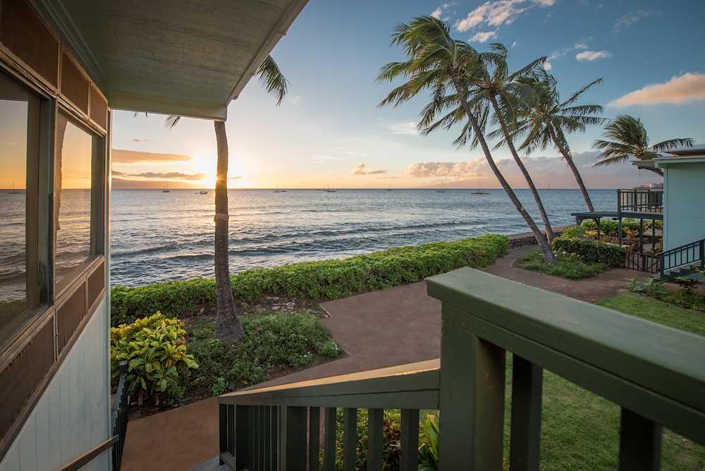 view from makai sunset inn